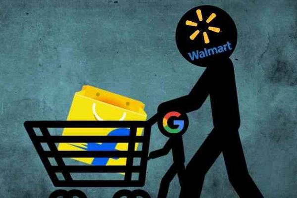 Final Deal : Flipkart is Now Into Cart of Walmart