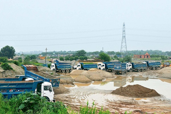 Illegal Mining and Constructions Increased in 'Mafia-Raj'