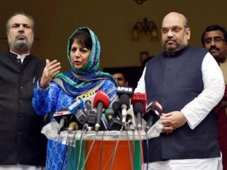 End of Political Opportunism in Jammu and Kashmir
