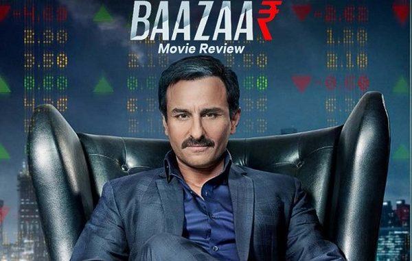 Baazaar Movie Review
